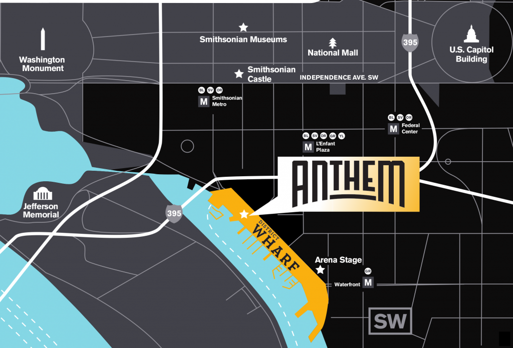 Anthem Location